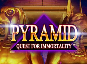 Huima voitto Pyramid – Quest for Immortality hedelmäpelistä (NetEnt)