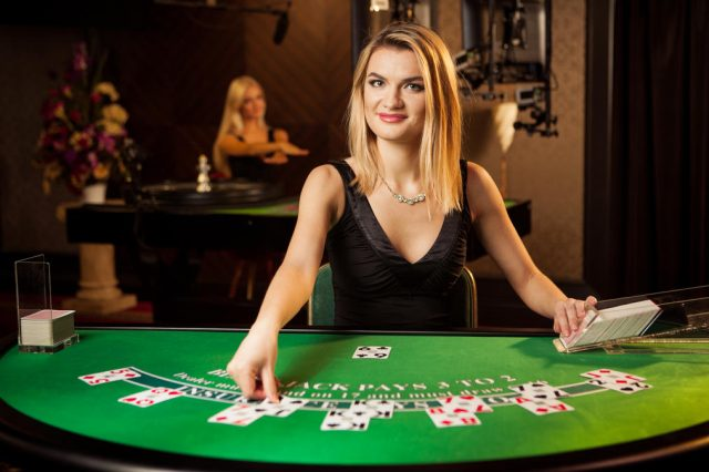 Blackjack Live Casinolla